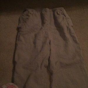 Super cute cropped pants